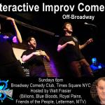Eight is Never Enough, Improv Comedy , Fully COVID Compliant, Live, Limited Capacity