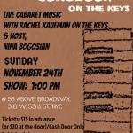 The Broadway Songbook On the Keys