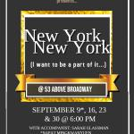 New York New York I want To Be A Part of It presented by the Bennati Group